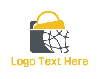 Firewall - Security Data logo design