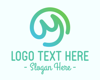 Investment - Digital Letter Y logo design