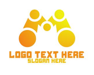 Dot - M Dot Gaming logo design