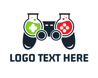 Gaming - Gaming Lab logo design