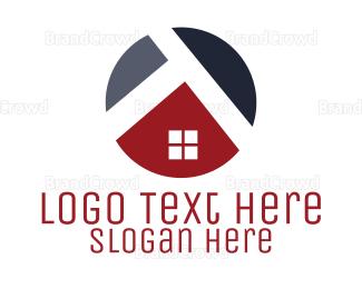 Realty - Realty Circle logo design