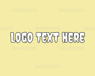 Beige - White Wash logo design