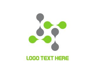 Scientist - Chemistry Lab logo design