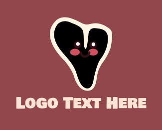 Cheerful Steak Logo