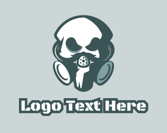 """Toxic Skull"" by 77Zack"