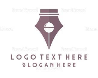 Blog - Tray Pen logo design