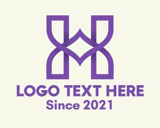 Stylish - Stylish Letter H logo design