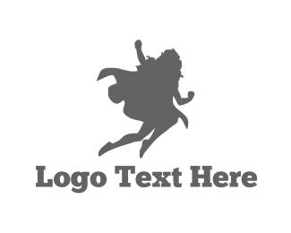 Hero - Supergirl  logo design