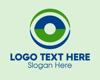 Vision - Eye Vision Clinic logo design
