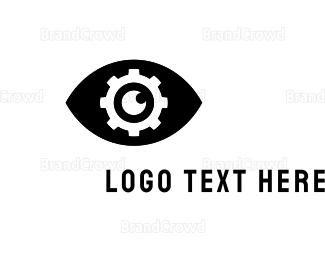 Sight - Industrial Eye logo design