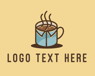 Coffee Cup - Office Mug Coffee logo design