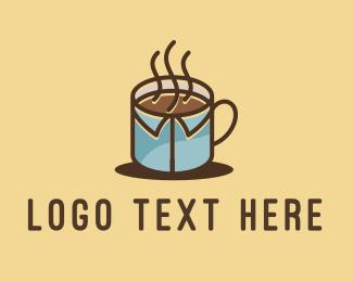 Polo - Office Mug Coffee logo design