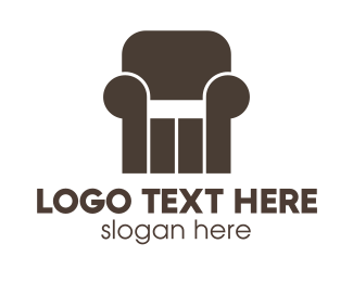 Furniture Store - Pillar Furniture  logo design