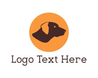 Dog Training - Dog Circle logo design