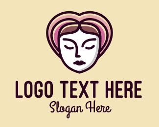 Facial - Beauty Facial Clinic logo design