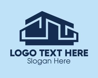 Design - Modern House Design  logo design