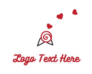 Blossom - Red Rose logo design