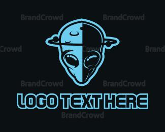 Creature - Martian Planet logo design