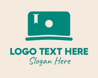 Academic - Online Course Academic logo design