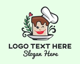 Restaurant - Cake Pastry Chef logo design
