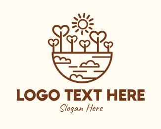 Spot - Eco Lovely Environment logo design
