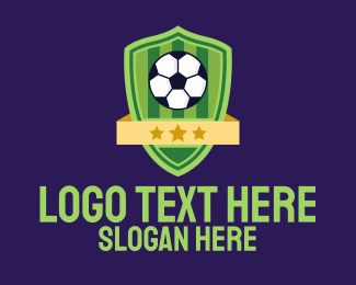 Coat Of Arms - Soccer Team FC logo design