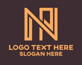 Lawyer -  N & P Monogram logo design