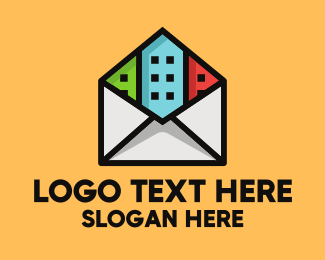 Urban - Urban Postal Service logo design