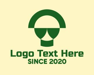 Safety - Abstract Safety Respirator Mask logo design