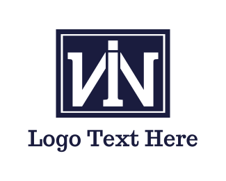 Win - Blue Win logo design