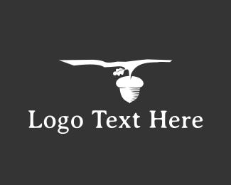 Oak - White Oak logo design