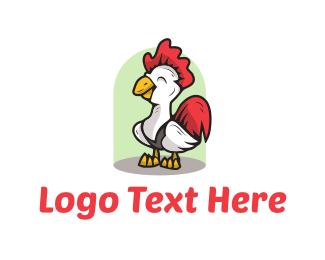 Cute - Cute Chicken logo design