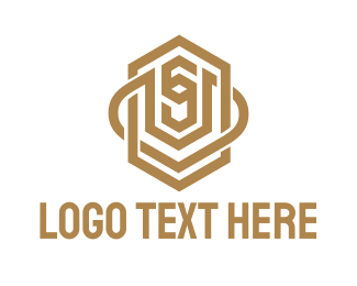 Gold - Gold S Badge  logo design