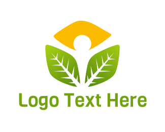 Wellness - Nature Wellness logo design