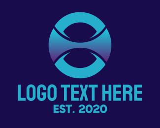 Business - Modern Tech Business logo design