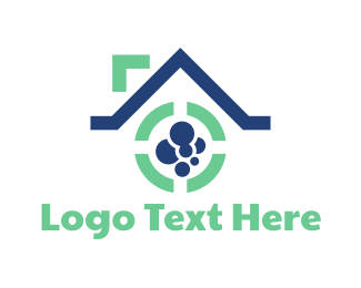 Detergent - Laundry House logo design