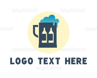Alcohol - Beer Brewery logo design