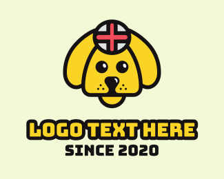 Veterinary - Veterinary Yellow Dog logo design