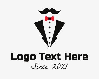 """""""Gentleman Tuxedo"""" by royallogo"""