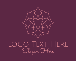 Decorative - Star Lantern Decor logo design
