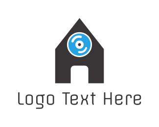 Photography Studio - Recording Studio logo design