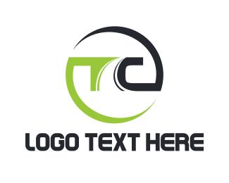 Path - Round TD Highway logo design