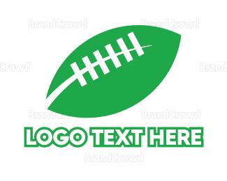 Federation - Rugby Leaf  logo design