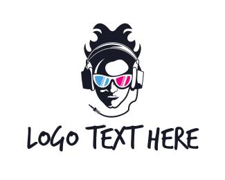 dj logo maker brandcrowd rh brandcrowd com dj logo maker online dj logo maker online free