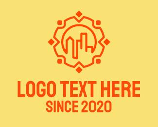 Condo - Urban City Condo logo design