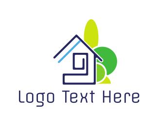 Pipe - House Pipelines logo design