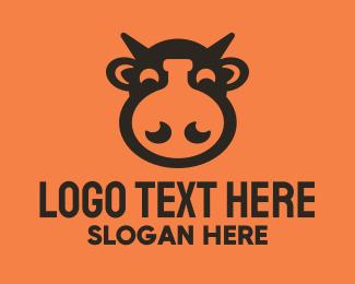 Dairy - Milky Lab logo design