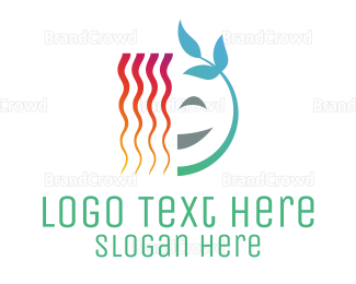 Skin Care - Minimalist Nature Parlor logo design
