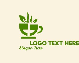 Quote - Tea Cup Quote logo design