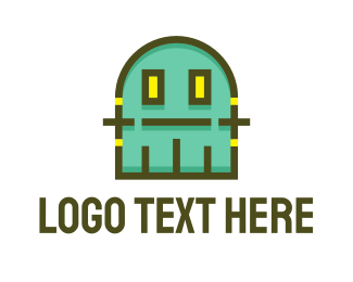 Cyclops - Gaming Monster logo design